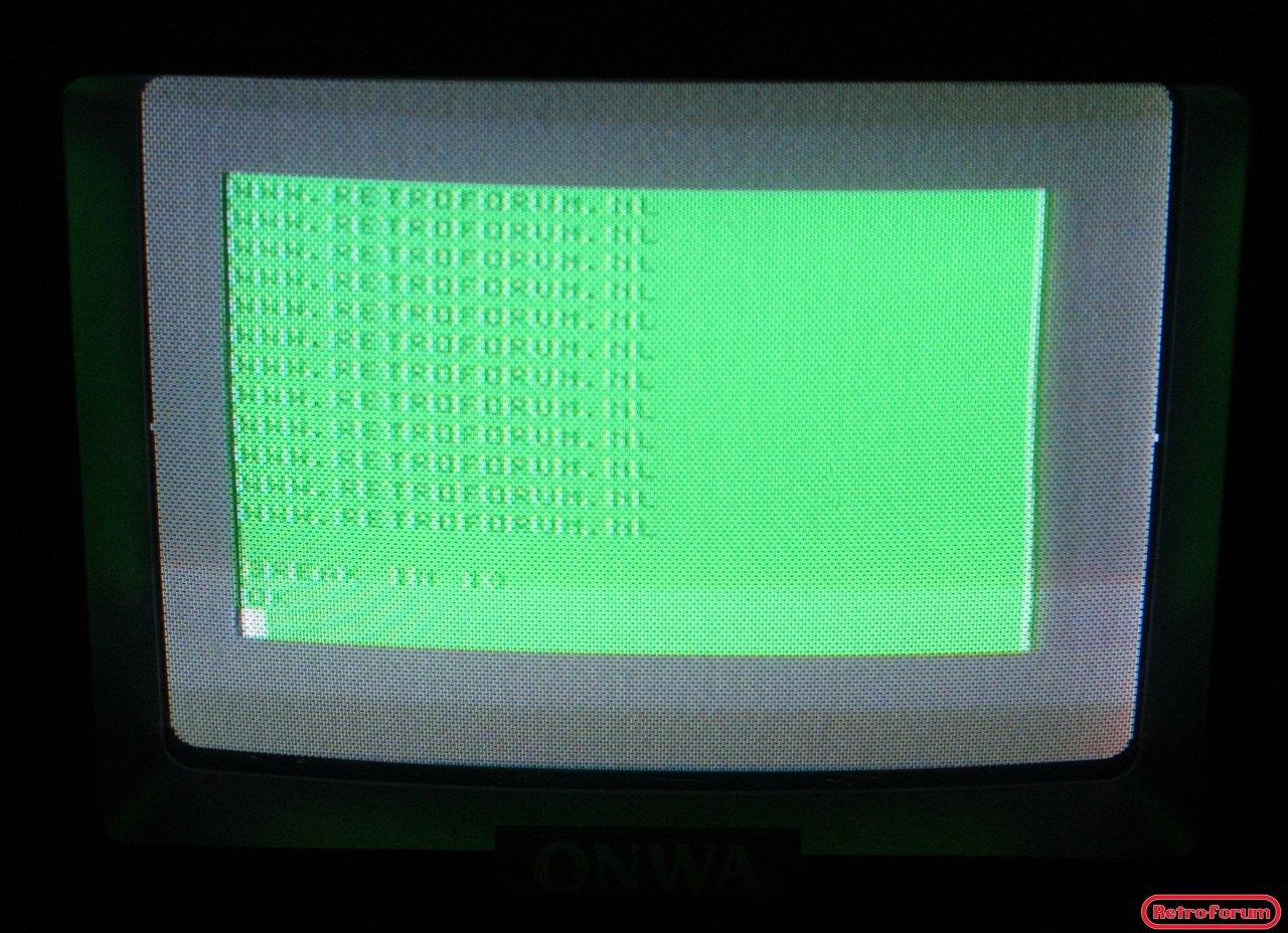 Retro elektronica