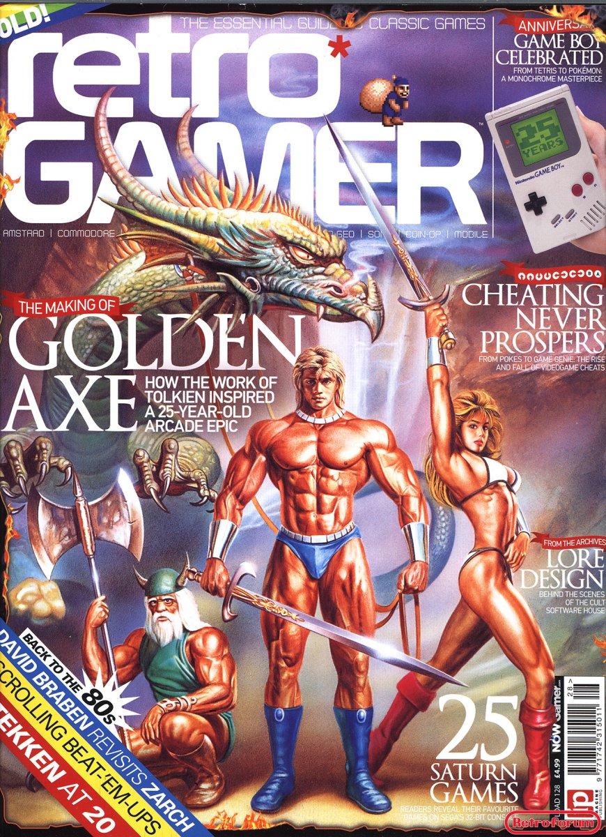 Retro Gamer #128 Mei 2014