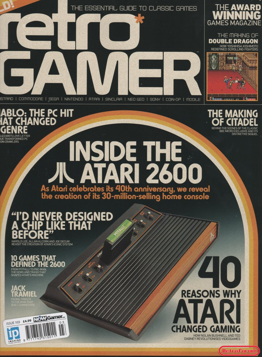 Retro Gamer issue #103