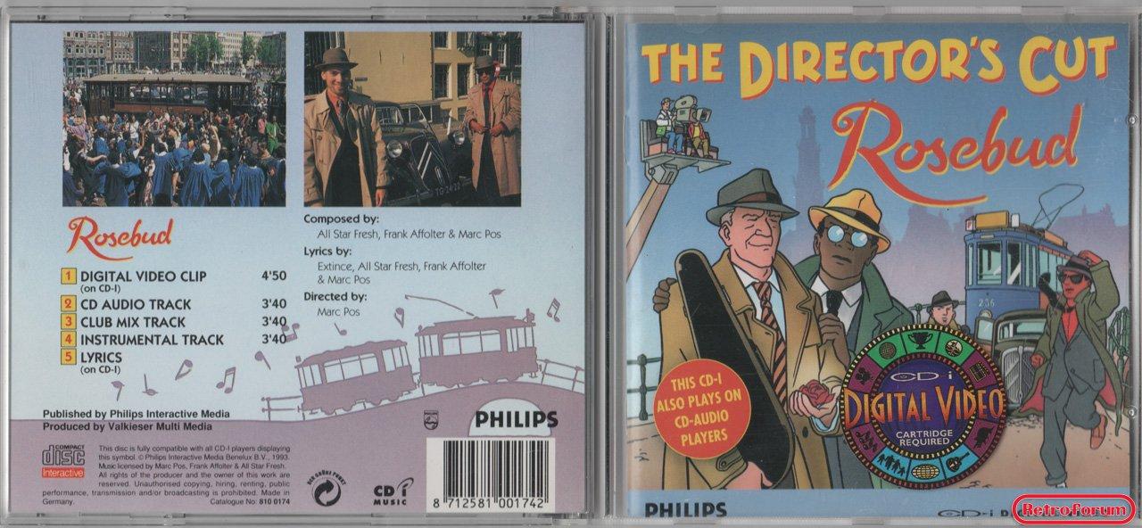 Rosebud - The director's cut CD-i