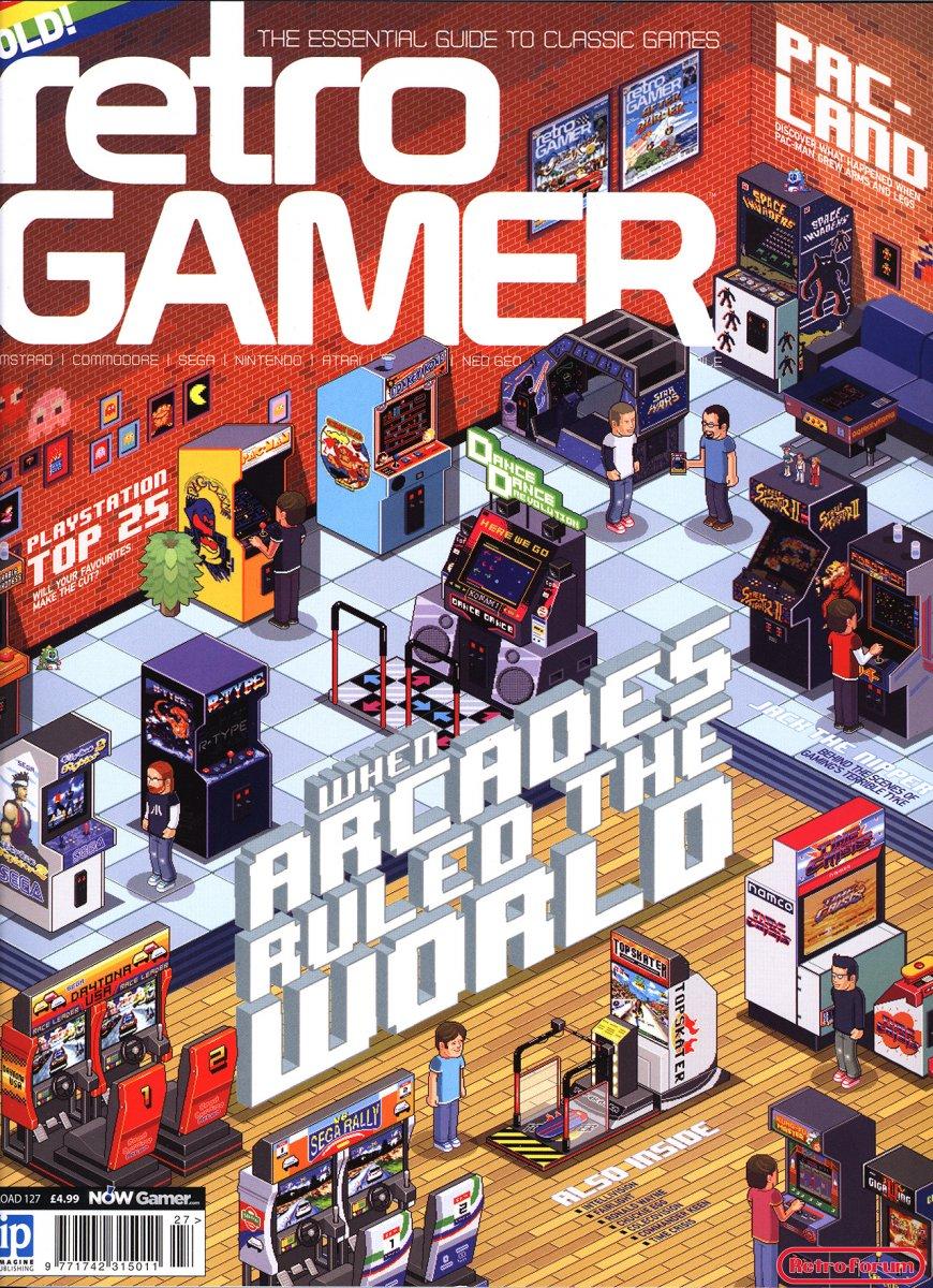 Retro Gamer #127 April 2014
