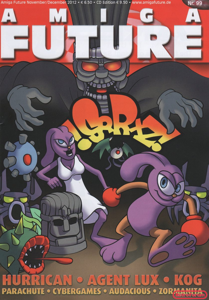 Amiga Future 99