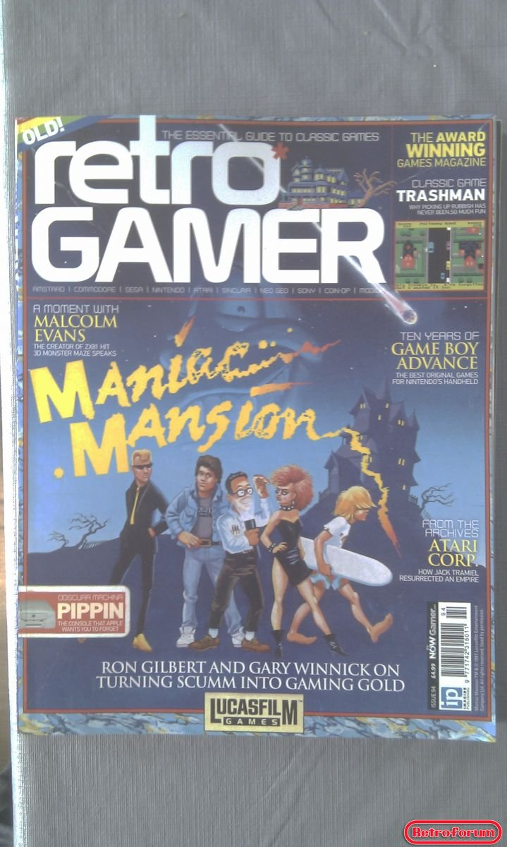 Retro Gamer Magazine #94
