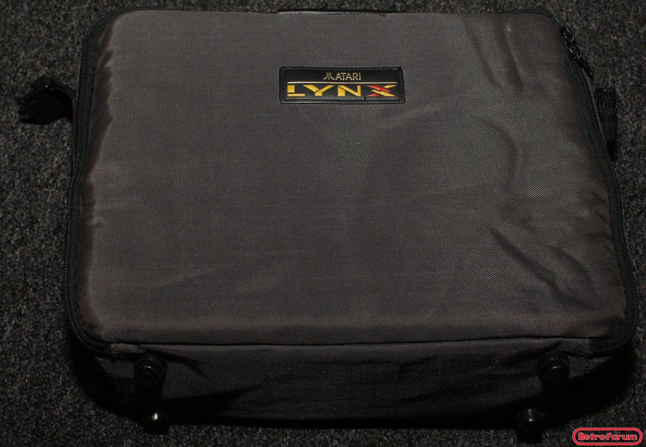 Atari Lynx opbergtas