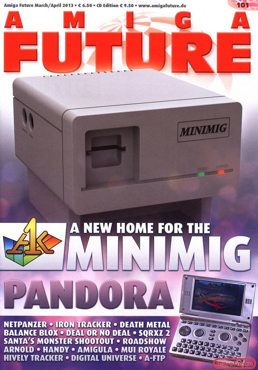 Amiga Future maart-april 2013