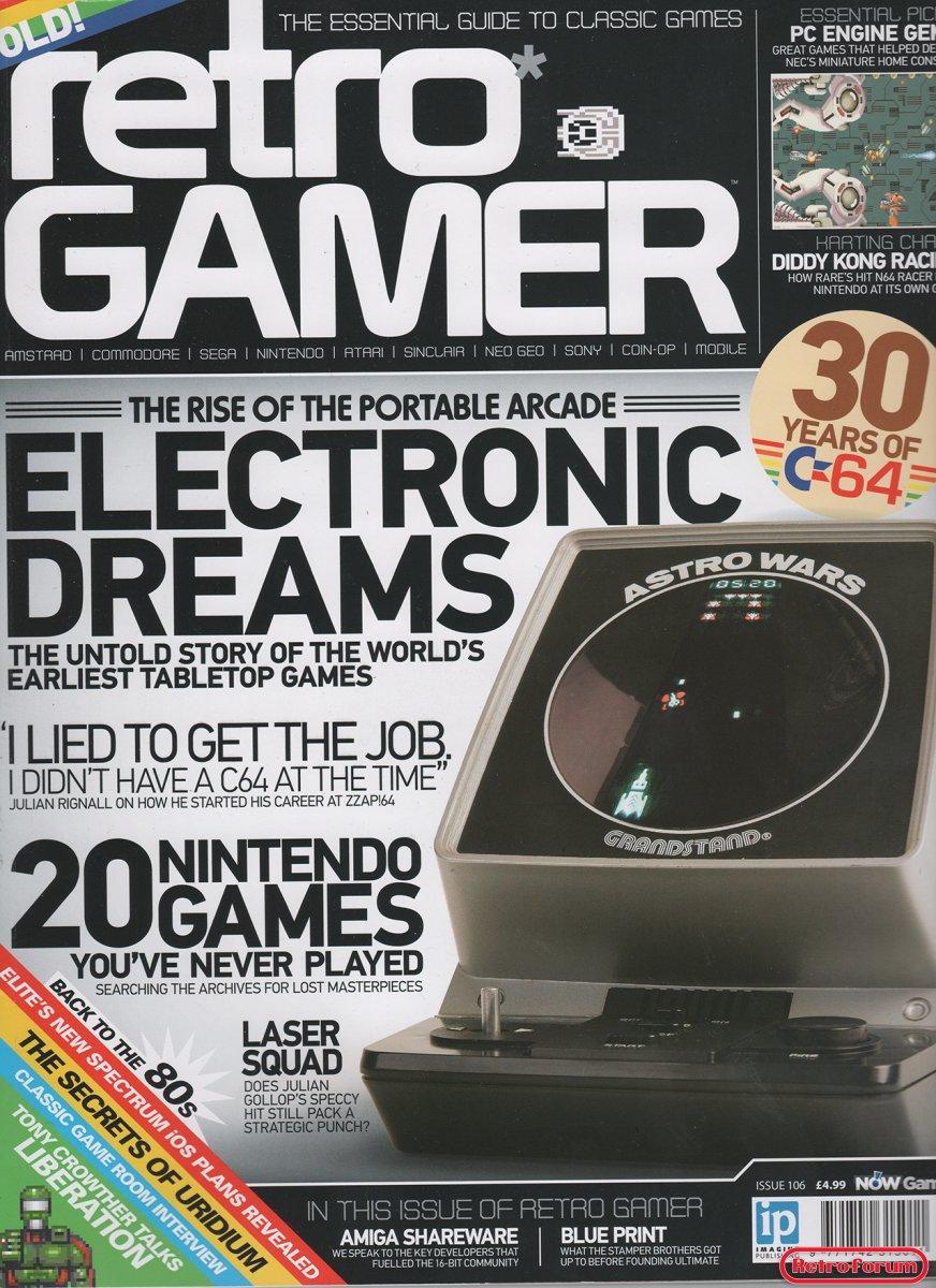 Retro Gamer #106