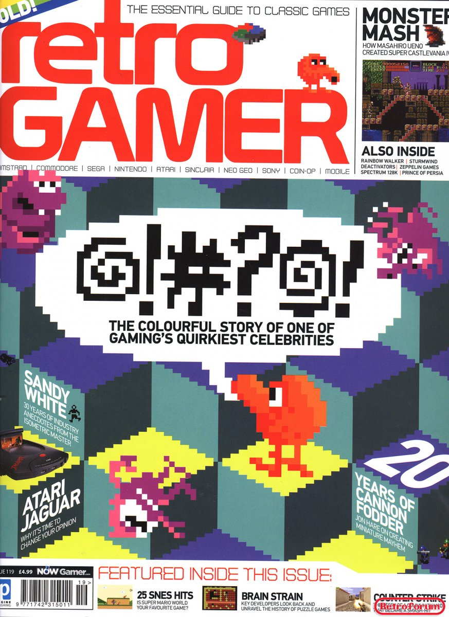 Retro Gamer 119 - September 2013