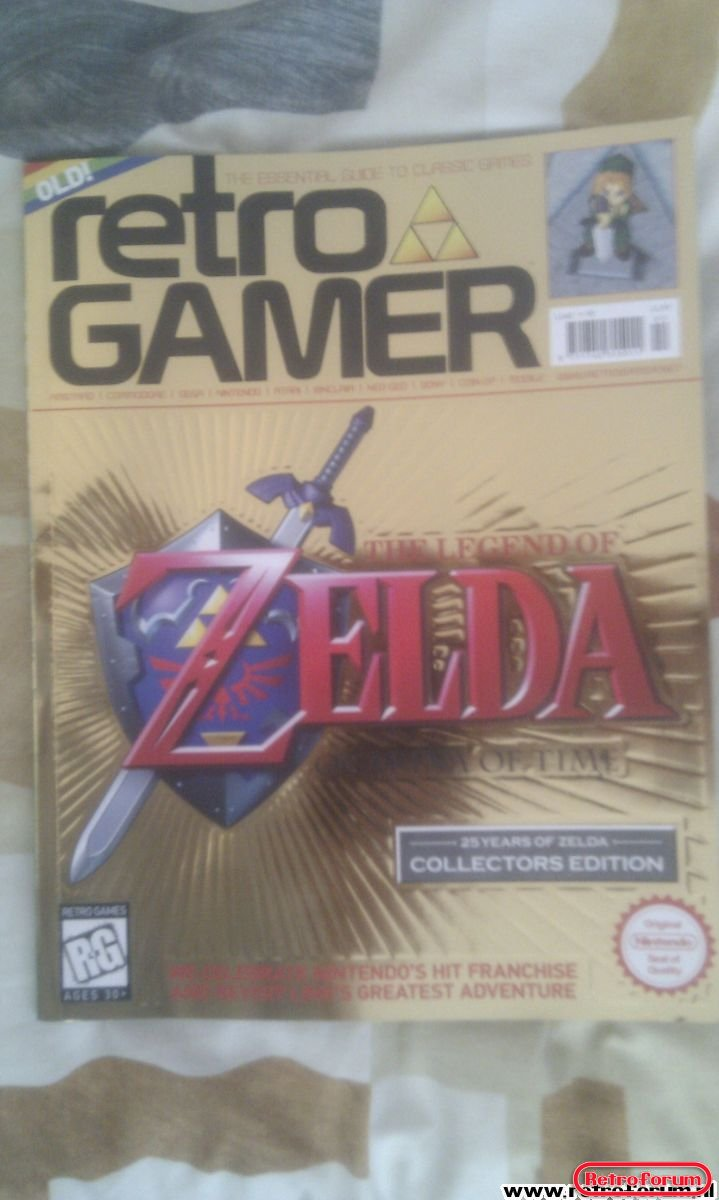 Retro Gamer Magazine #90 Voorblad