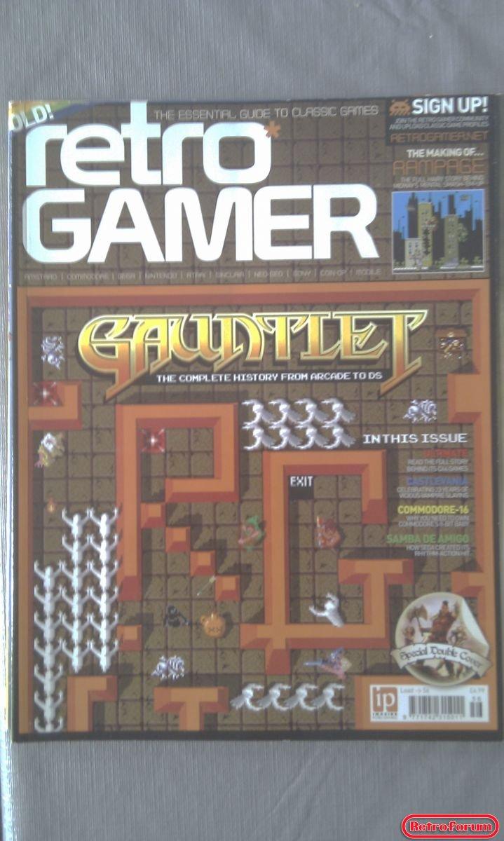 Retro Gamer Magazine #56