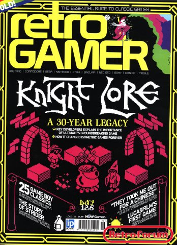 Retro Gamer #126 Maart 2014