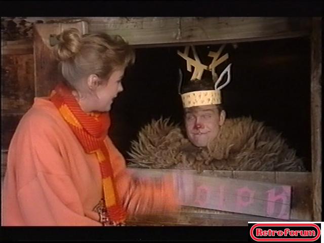 Telekids in Zwitserland - Rudolph, het Roodneus Rendier