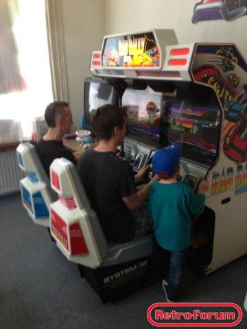 Retrokings VIPMIDDAG in het Spelcomputer Museum te Epe 5