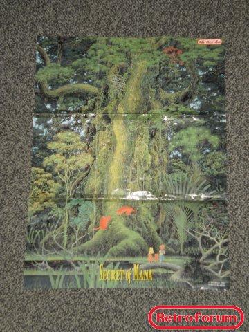 Secret Of Mana poster