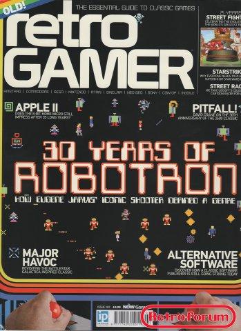 Retro Gamer #107 - Oktober 2012