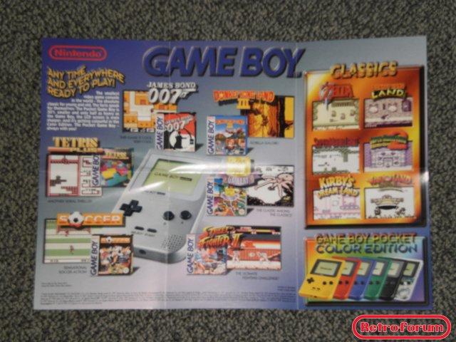 Game Boy spellen
