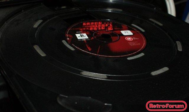 Pioneer CLD-1750 laserdisc speler