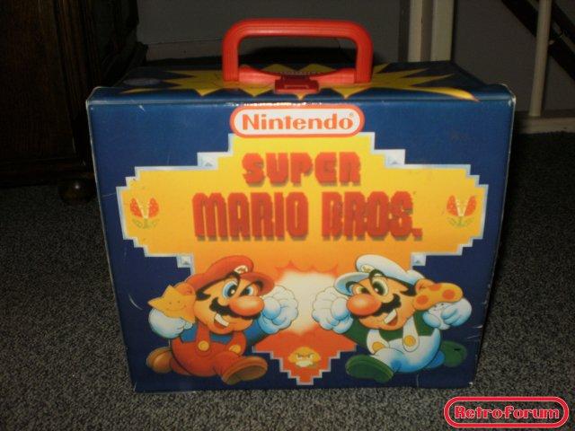 Super Mario Bros koffer