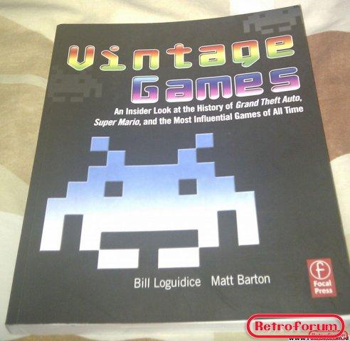 Boek: Vintage Games
