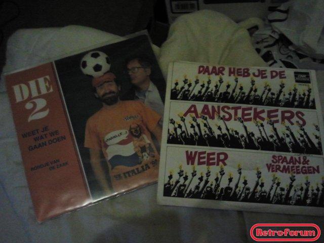 Twee singles van 'Die 2': Spaan en Vermeegen