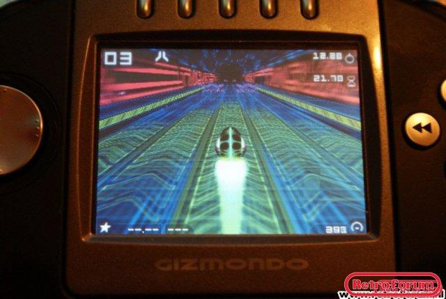 Gizmondo Trailblazers gameplay