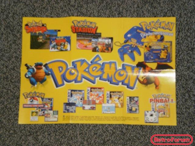 N64 Pokemon spellen