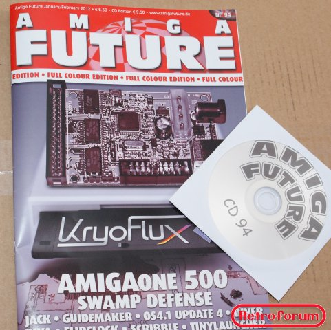 Amiga Future 94 (Januari/Februari 2012) Engelse versie