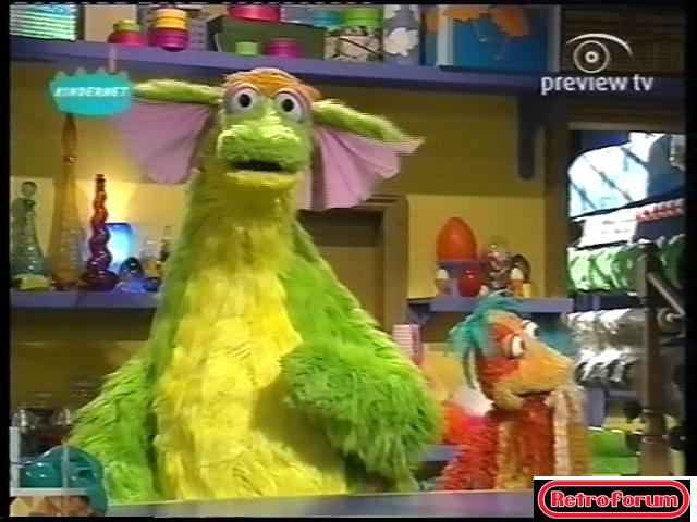 Mopatop's Winkel (Mopatop's Shop) - 2002, Kindernet/Nickelodeon