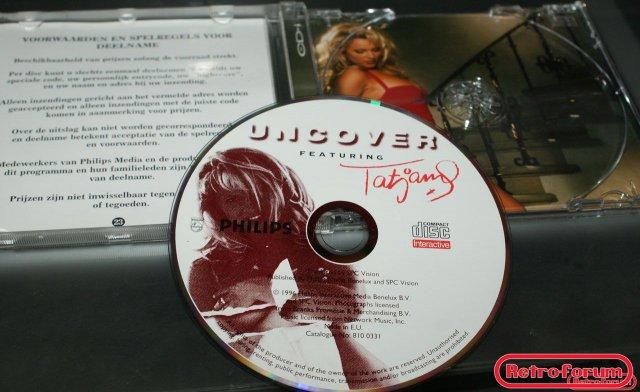 Uncover featuring Tatjana CD-i