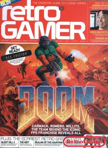 Retro Gamer #108 achterkaft (Oktober 2012)