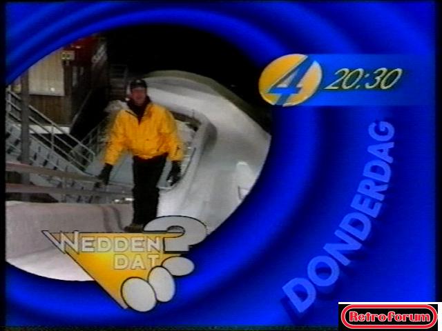 Promo 'Wedden Dat' (1993)