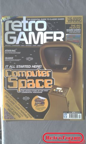 Retro Gamer Magazine #93
