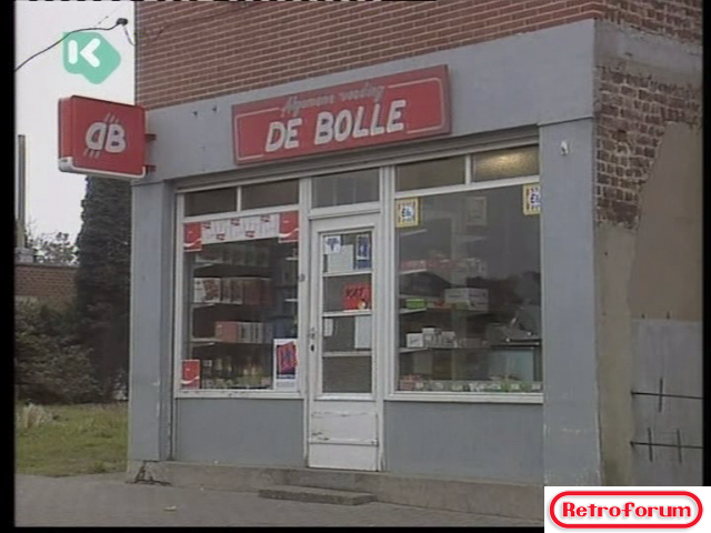 Kruidenierszaak De Bolle (Samson en Gert)