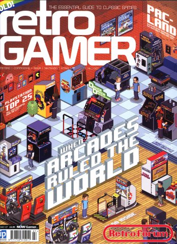 Retro Gamer #127 April 2014