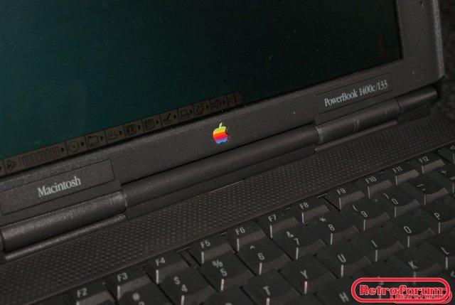 Macintosh Powermac 1400c/133