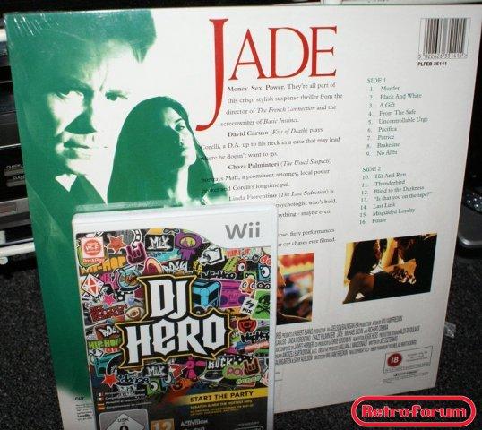Laserdisc hoes grootte