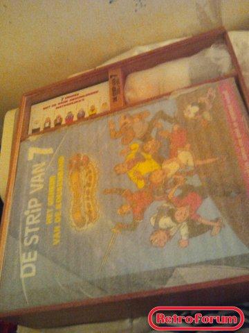 De Strip van 7 - Ultieme Absoluut veel te Gave Luxe Uitgave (Met 7 matroesjka's!)