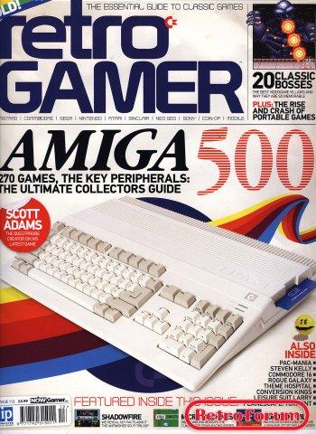 Retro Gamer issue #113 maart 2013