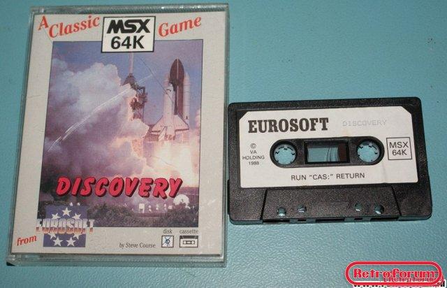Discovery voor MSX 64K