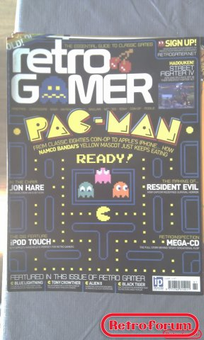 Retro Gamer Magazine #61