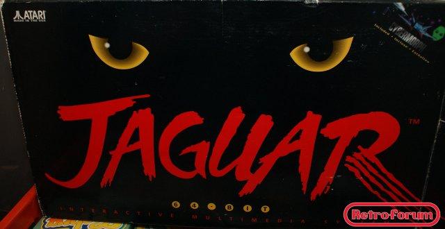 Atari Jaguar boxed