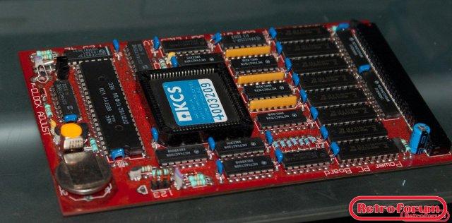 KCS Power Board voor Amiga
