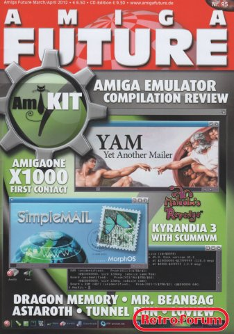 Amiga Future #95