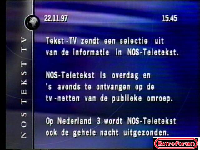 NOS Tekst-TV