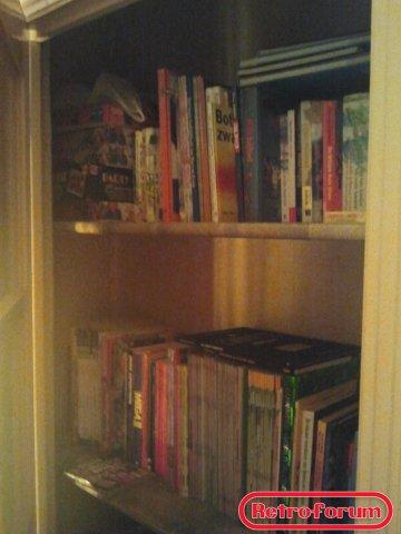Nog een kijkje in de boekenkast