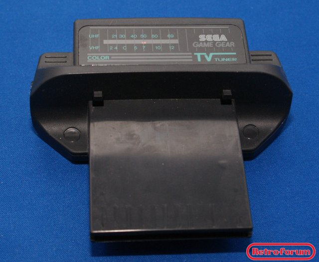 TV Tuner voor de Sega Game Gear