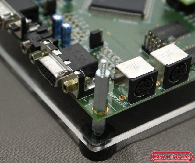 Minimig VGA out