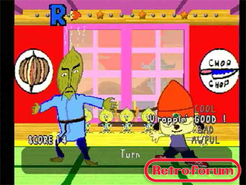 RhpG1 - 07. PaRappa the Rapper