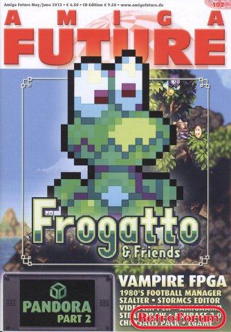 Amiga Future 102, mei/juni 2013