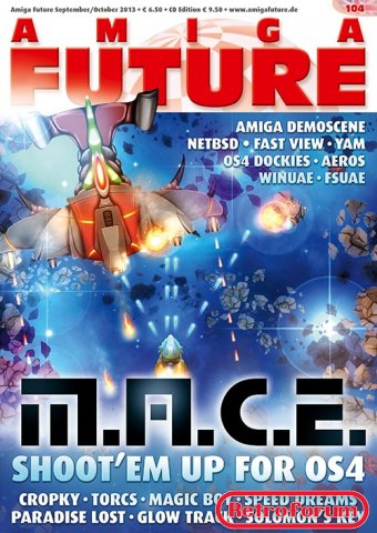 Amiga Future 104 (September/Oktober 2013)
