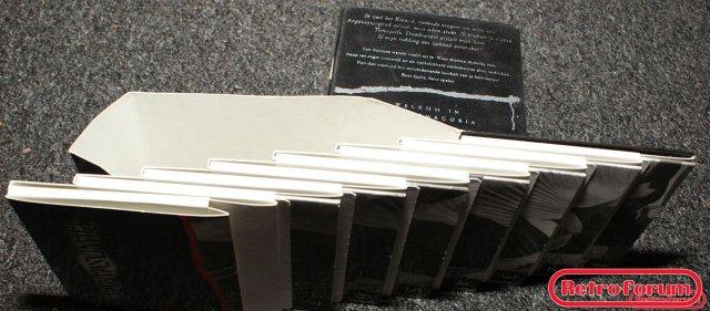 "Phantasmagoria: de 7 cd's in ""trappetje"""